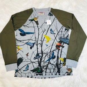 """STAPLE PIGEON RUGGED OUTDOORS SIZE LARGE """"NWT"""""""